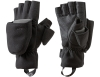 Ръкавици за туризъм и планинарство Outdoor Research Gripper Convertible Gloves Black