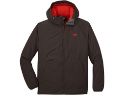 Outdoor Research Refuge Hooded Jacket Dark Roast