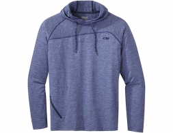 Outdoor Research Chain Reaction Hoody Twilight Heather 2021