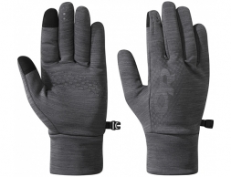 Дамски ръкавици за туризъм Outdoor Research Vigor Midweight Sensor Gloves Charcoal Heather