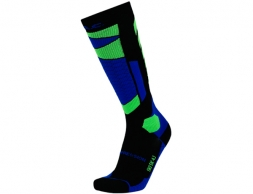 PAC SK 4.1 Ski Race Compression Socks Women Blue