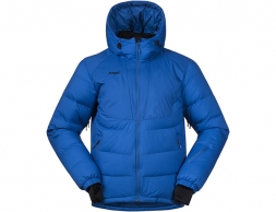 Мъжко пухено ски яке Bergans Sauda Down Jacket Athens Blue 2019