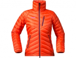 Дамско пухено яке Bergans Slingsbytind Down Lady jacket