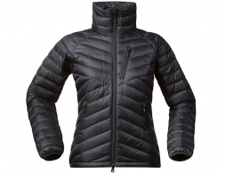 Дамско пухено яке Bergans Slingsbytind Down Lady jacket black