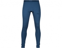 Bergans Snøull Tights Steel Blue Base Layer