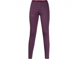 Дамски термо клин Bergans Snøull Lady Tights Dusty Plum