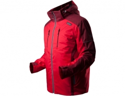 Trimm Antony Ski Jacket Dark Red