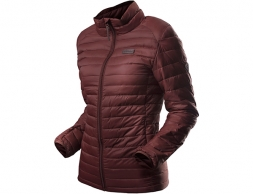 Дамско пухено PrimaLoft яке Trimm Beret Lady Insulated Dk Bordo
