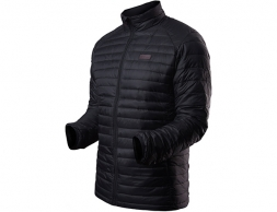 Мъжко пухено PrimaLoft яке Trimm Beret Insulated Black