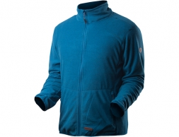 Trimm Neo Fleece Jacket Blue Melange 2018 model