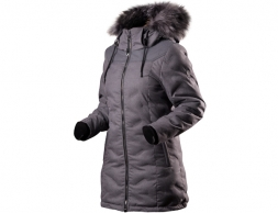 Trimm Juliet Lady Winter Jacket Dark Grey 2021