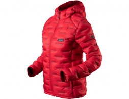 Trimm Trail Lady Down Jacket Red 2021