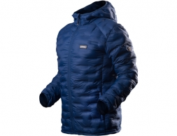 Мъжко пухено яке Trimm Trail Navy Blue