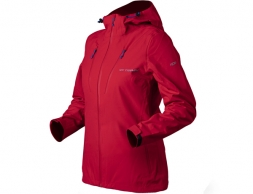 Trimm Intensа Hardshell Lady Jacket Red 2020