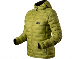 Trimm Trail Lady Down Jacket Lime Green 2021