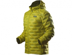 Trimm Trail Men Down Jacket Lime Green 2021