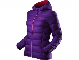 Дамско зимно яке Trimm Rubin Lady Jacket Violet