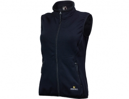 Warmpeace Trailmark Lady Polartec Vest Black 2020