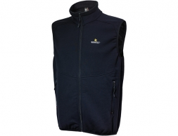 Warmpeace Outward Polartec Fleece Vest Black 2020