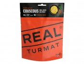 REAL Turmat Couscous with Lentils and Spinach - 500g