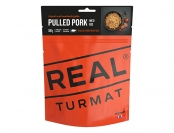 REAL Turmat Pulled Pork with Rice - 500g