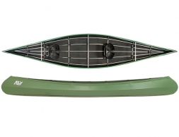 Ally 16DR Folding all-round canoe