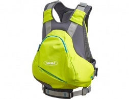 YAK Galena 70N Lime buoyancy