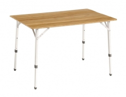 Outwell Cody L Bamboo Foldable Table