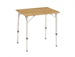 Outwell Cody M Bamboo Foldable Table