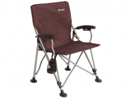Outwell Campo Claret Foldable Camping Chair 2019