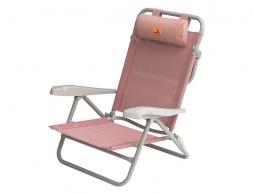 Easy Camp Breaker Beach Chair Coral Red 2020