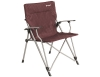Outwell Goya Folding Chair Claret 2019