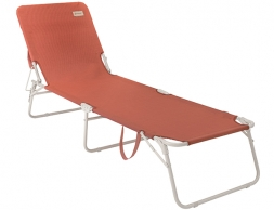 Outwell Tenby Lounger Warm Red 2020