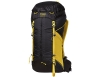 Туристическа раница Bergans Helium 40L Solid Charcoal / Waxed Yellow 2020
