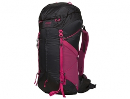 Bergans Helium W 40L Backpack Solid Charcoal / Beet Red 2020