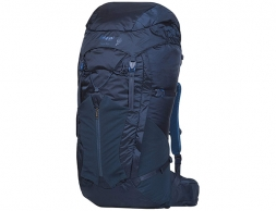 Bergans Senja W 55L Hiking Backpack Dark Steel Blue Fjord