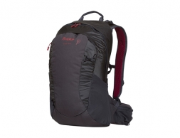 Bergans Senja W 14L Backpack Solid Charcoal Burgundy