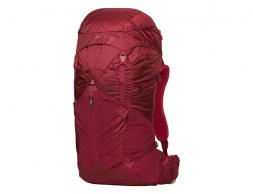 Туристическа раница Bergans Senja W 34L Burgundy / Red 2020