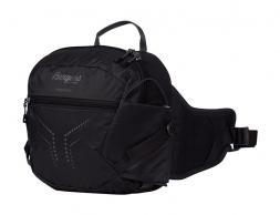 Bergans Vengetind Hip Pack 6 Black 2021