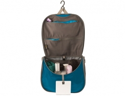 Несесер с огледало Sea to Summit Hanging Toiletry L Blue