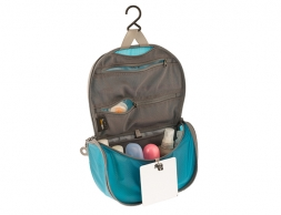 Sea to Summit Hanging Toiletry Bag with Mirror Small Blue