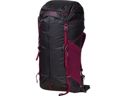 Bergans Helium W 55L Backpack Solid Charcoal / Beet Red 2020