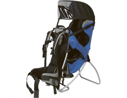 Bergans Kids Trekking Child Carrier Blue