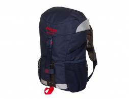 Детска туристическа раница Bergans Nordkapp Junior Navy Red