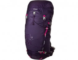 Туристическа раница Bergans Rondane 65L Lady Blackberry Pink
