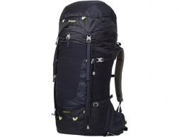 Туристическа раница Bergans Trollhetta 95L Midnight Blue