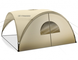 Trimm Sunwall zipper with windows for Trimm Party shelter