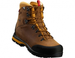 ALFA Berg Advance GTX Men Trekking Boots Mustard Yellow