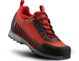 ALFA Varde APS GTX W Approach Shoes Red