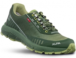 ALFA Drift Advance GTX Trail Shoes Green 2020